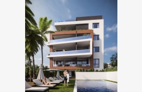 Malibu Residence. Modern 2 Bedroom Apartment 301 within a New Gated Complex - 21