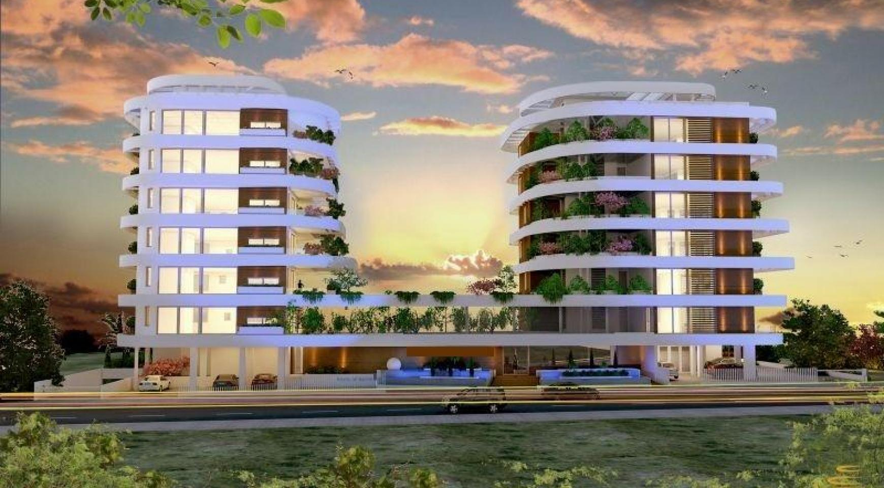 New 3 Bedroom Apartment with Private Garden - 3
