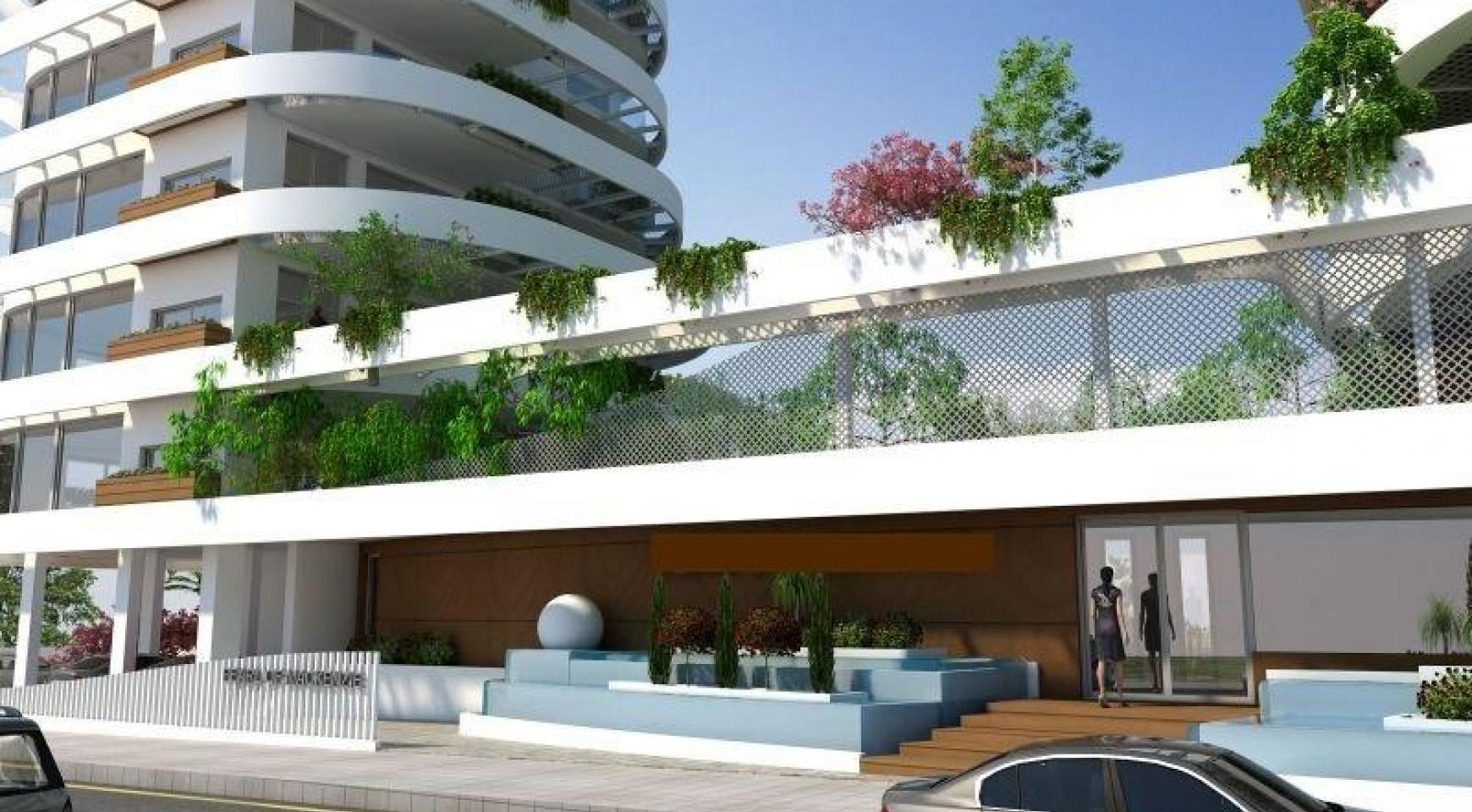 New 3 Bedroom Apartment with Private Garden - 4