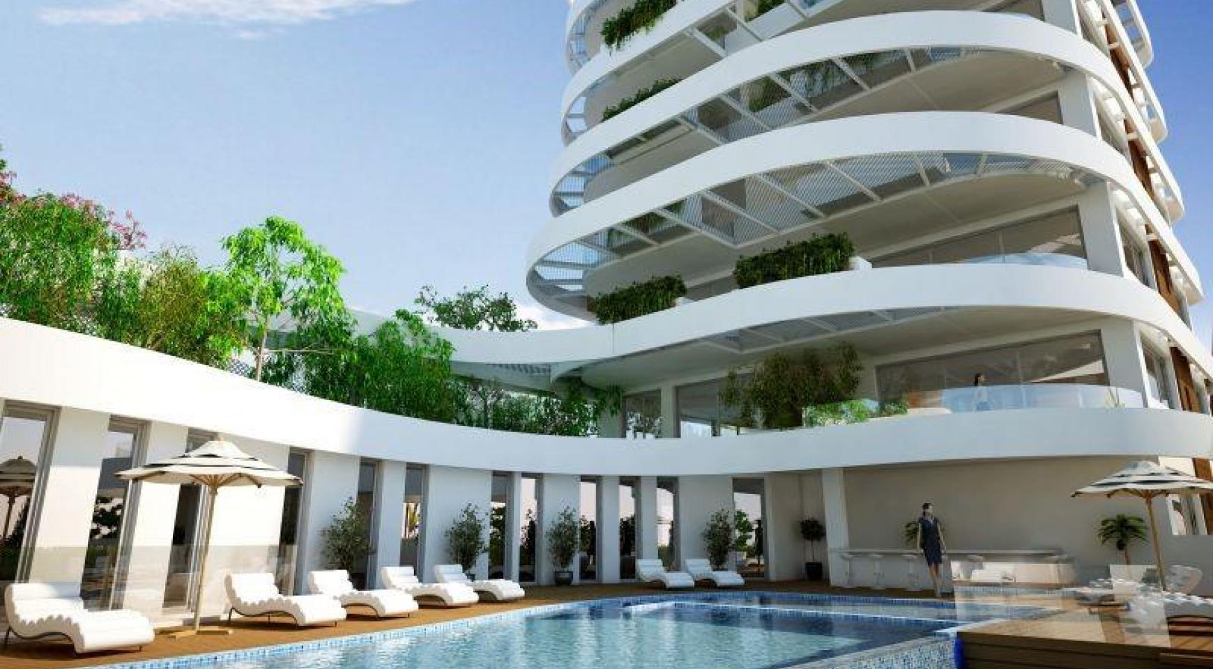 New 2 Bedroom Apartment with Garden - 1