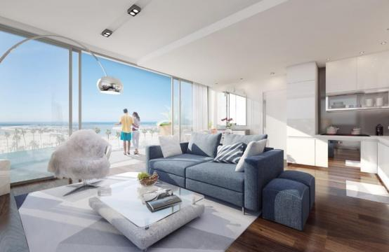 New One Bedroom Apartment near the Sea