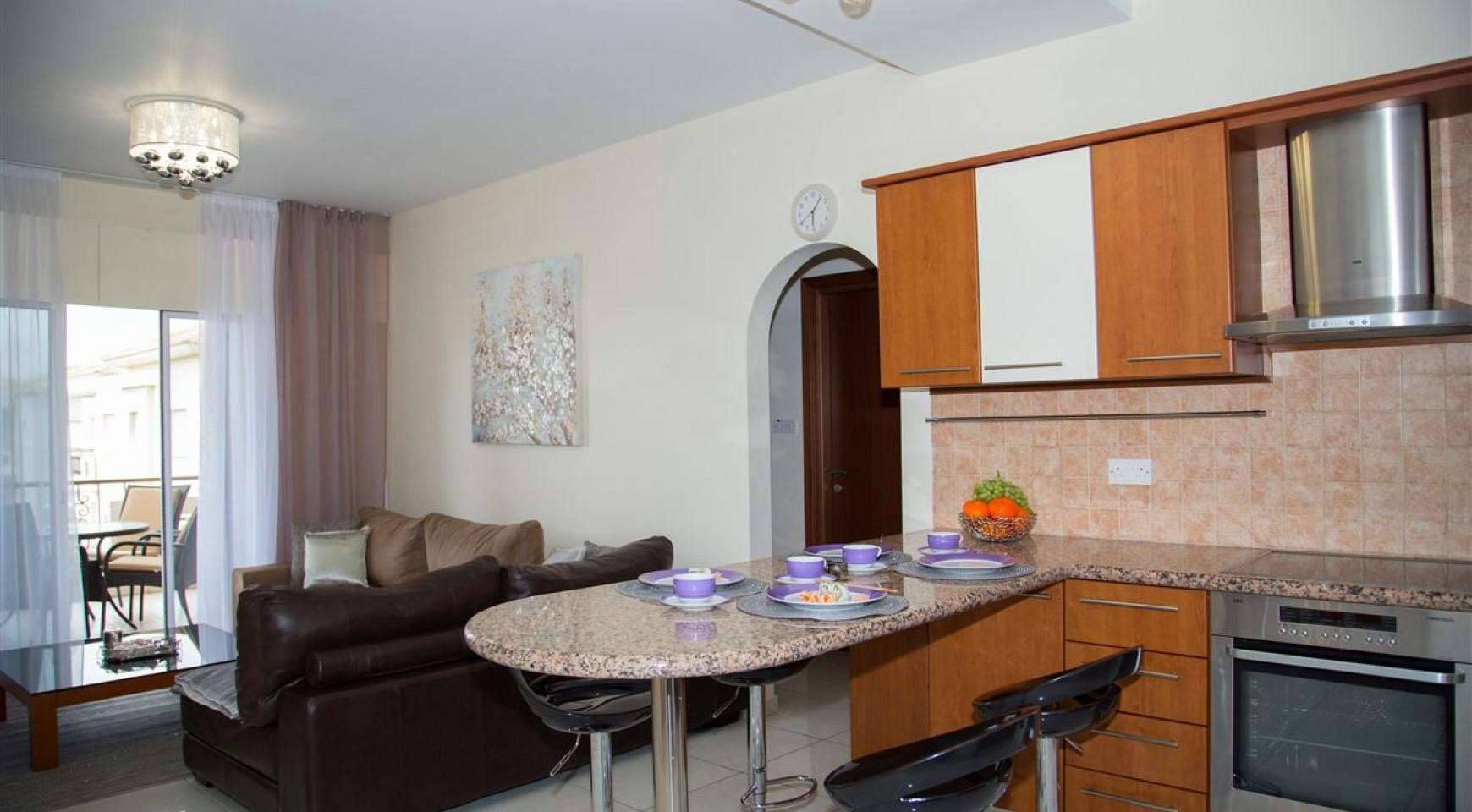 2 Bedroom Apartment in the Complex near the Sea - 3