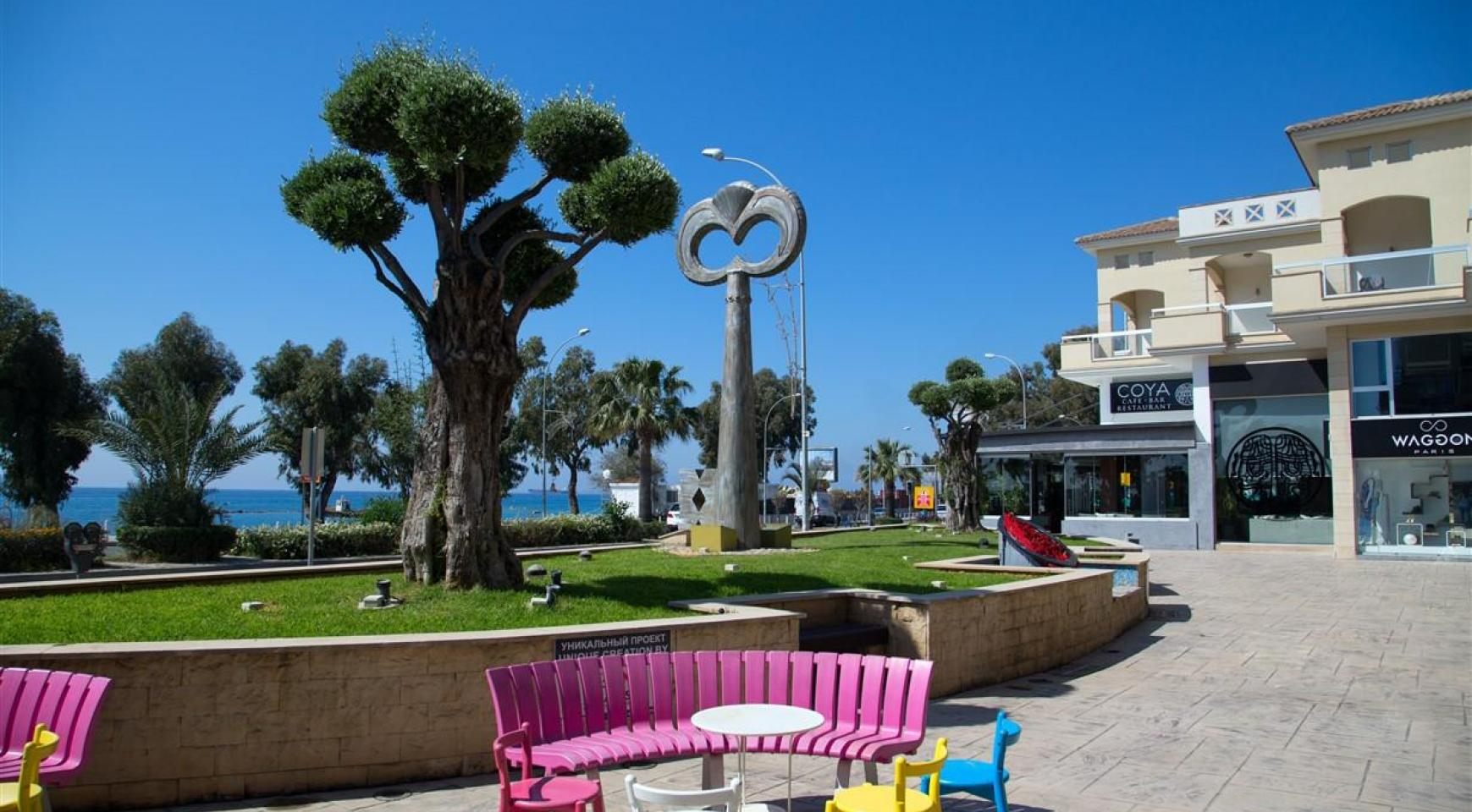 2 Bedroom Apartment in the Complex near the Sea - 30