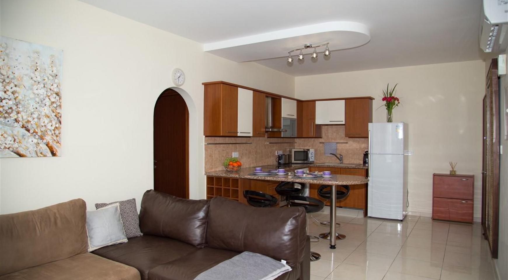 2 Bedroom Apartment in the Complex near the Sea - 7