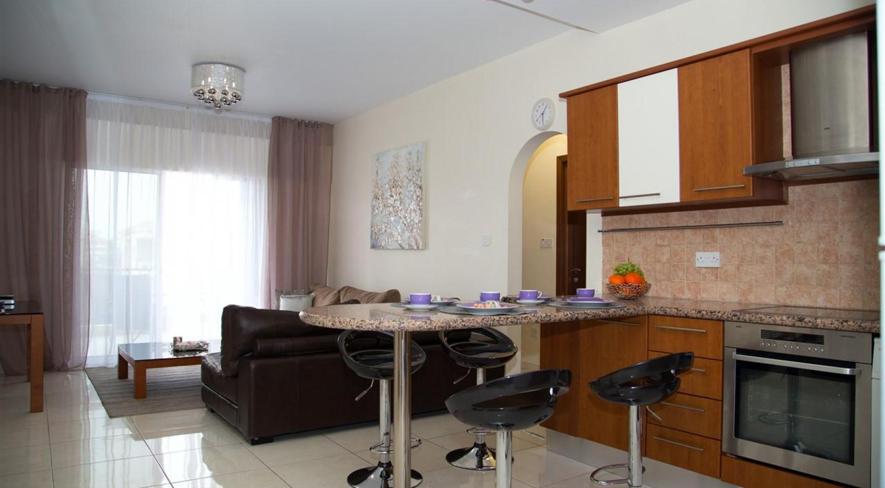 2 Bedroom Apartment in the Complex near the Sea - 9