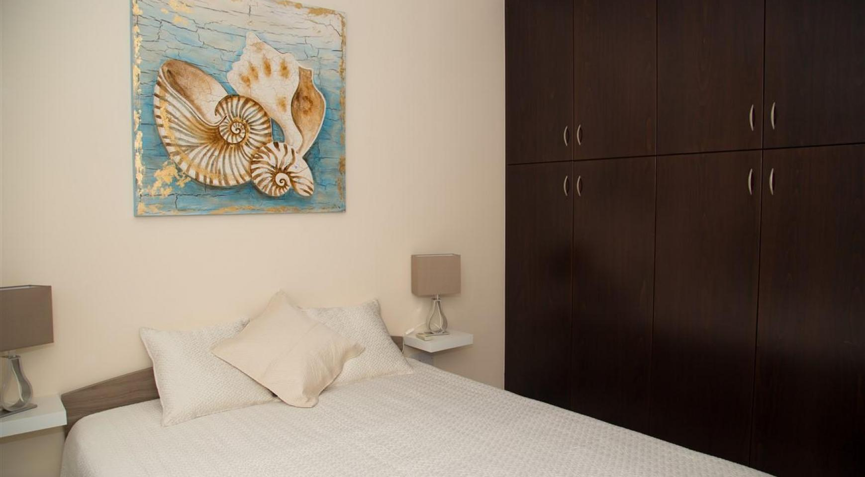 Luxury 2 Bedroom Apartment Frida 201 in the Tourist Area - 14