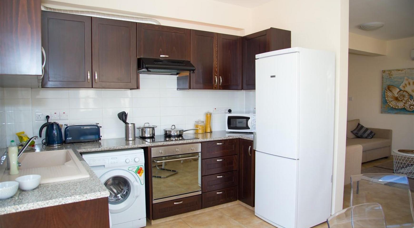 Luxury 2 Bedroom Apartment Frida 101 in the Tourist Area - 4