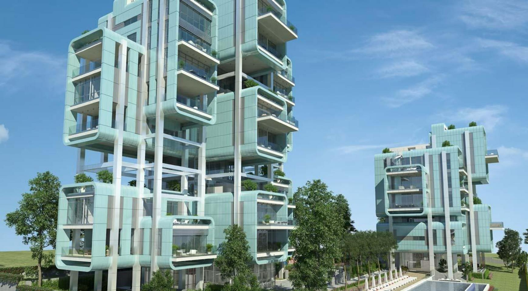 3 Bedroom Apartment with Roof Garden within a New Complex - 25