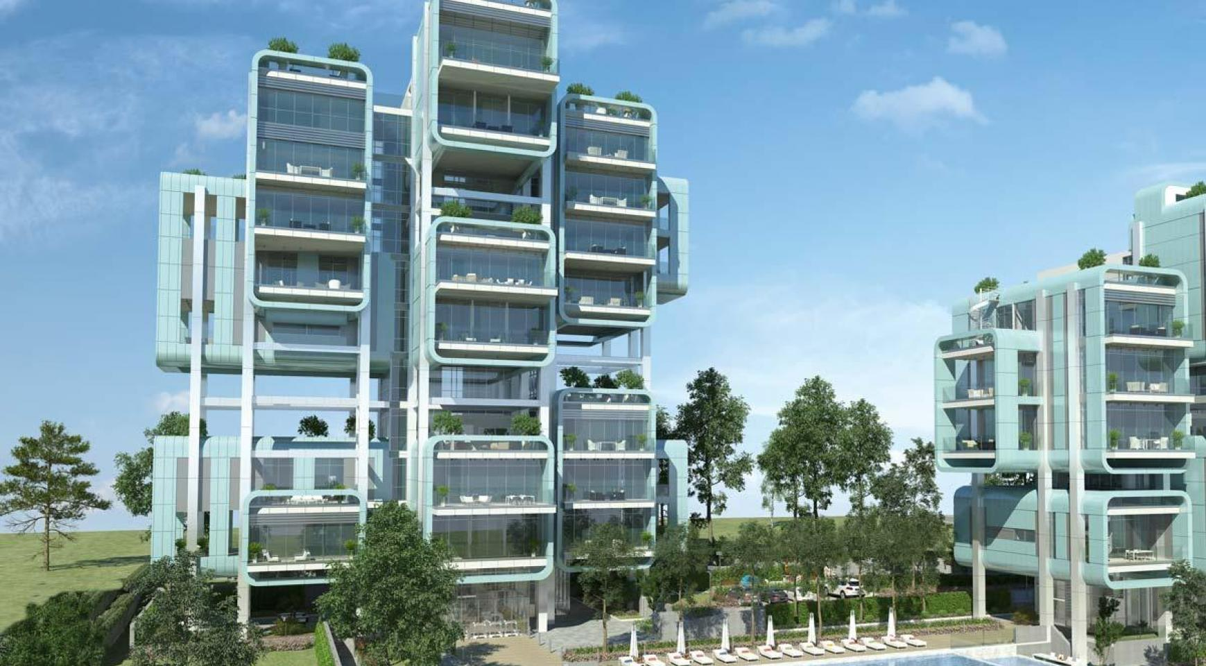 3 Bedroom Apartment with Roof Garden within a New Complex - 31