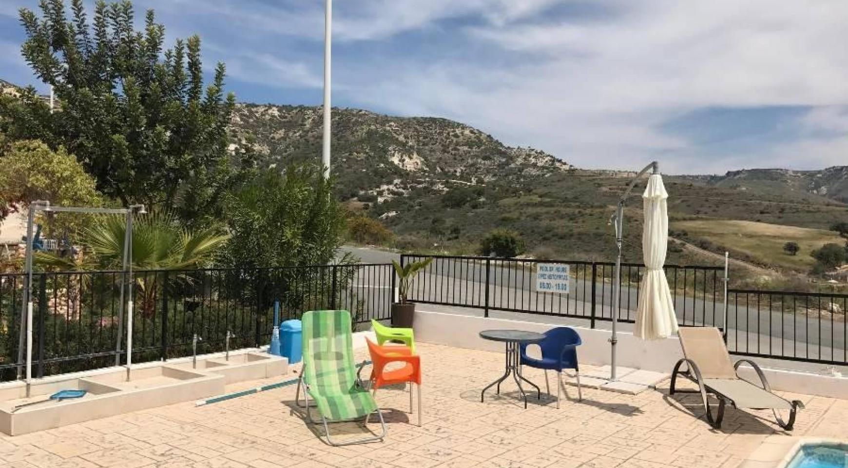 Studio Apartment with Amazing views near Peyia village - 3