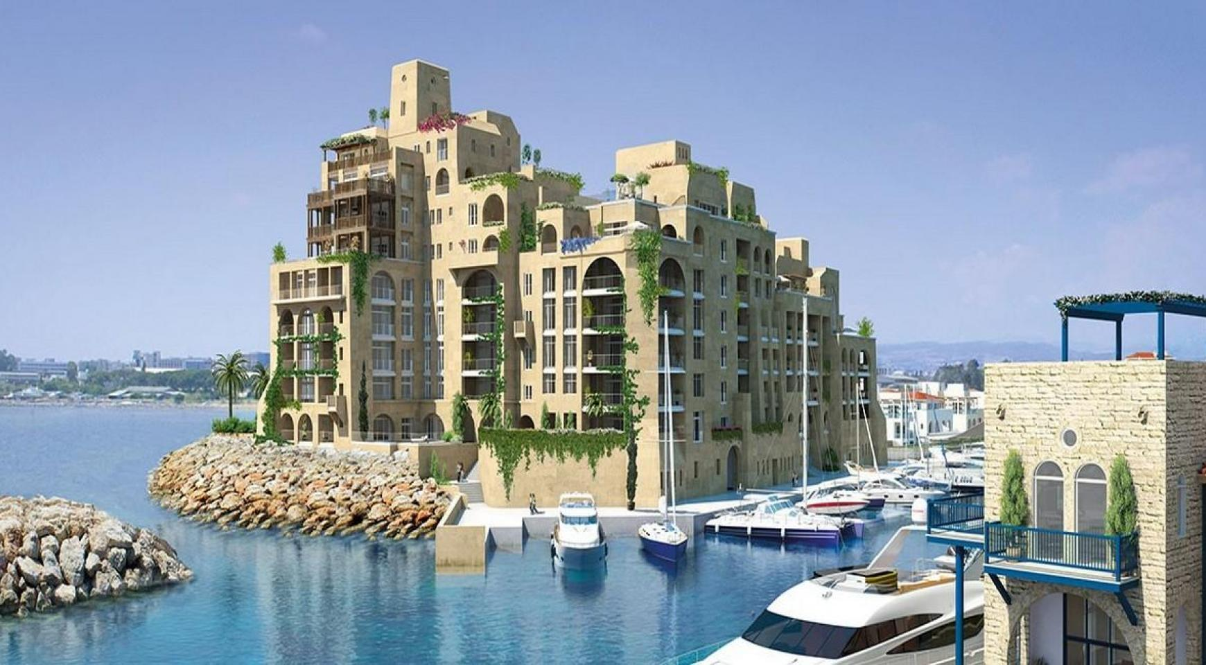 3 Bedroom Apartment in an Exclusive Project on the Sea - 1