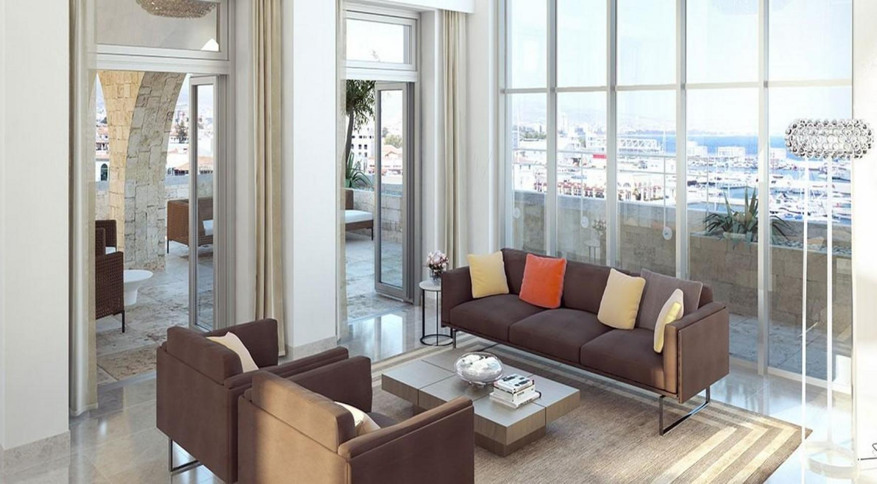 3 Bedroom Apartment in an Exclusive Project on the Sea - 4