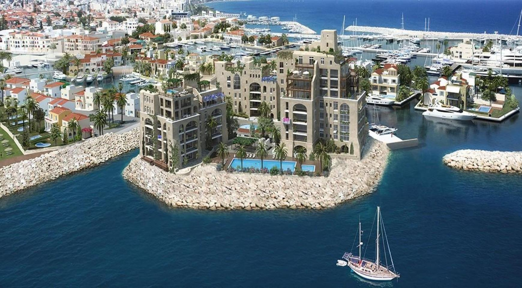 3 Bedroom Apartment in an Exclusive Project on the Sea - 2