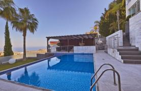 Elite 5 Bedroom Villa with Amazing Sea and Mountain Views in Agios Tychonas Area  - 23