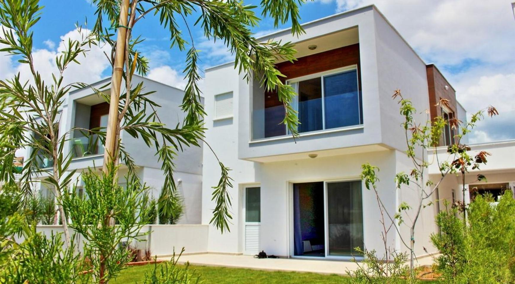 3 Bedroom Villa with Sea Views in Mouttagiaka - 2
