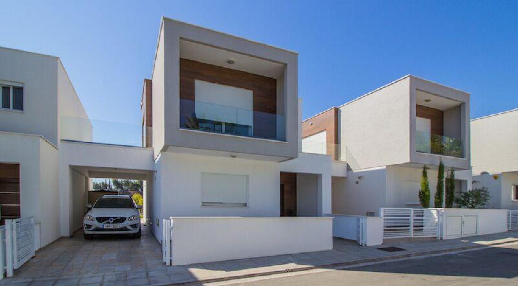 Αντίγραφο Αντίγραφο Αντίγραφο New 3 Bedroom Villa in Ipsonas Area - 1