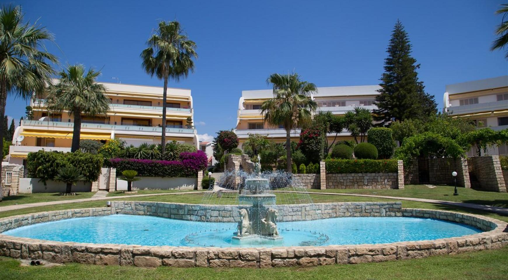 3 Bedroom Apartment in a Gated Complex by the Sea - 5