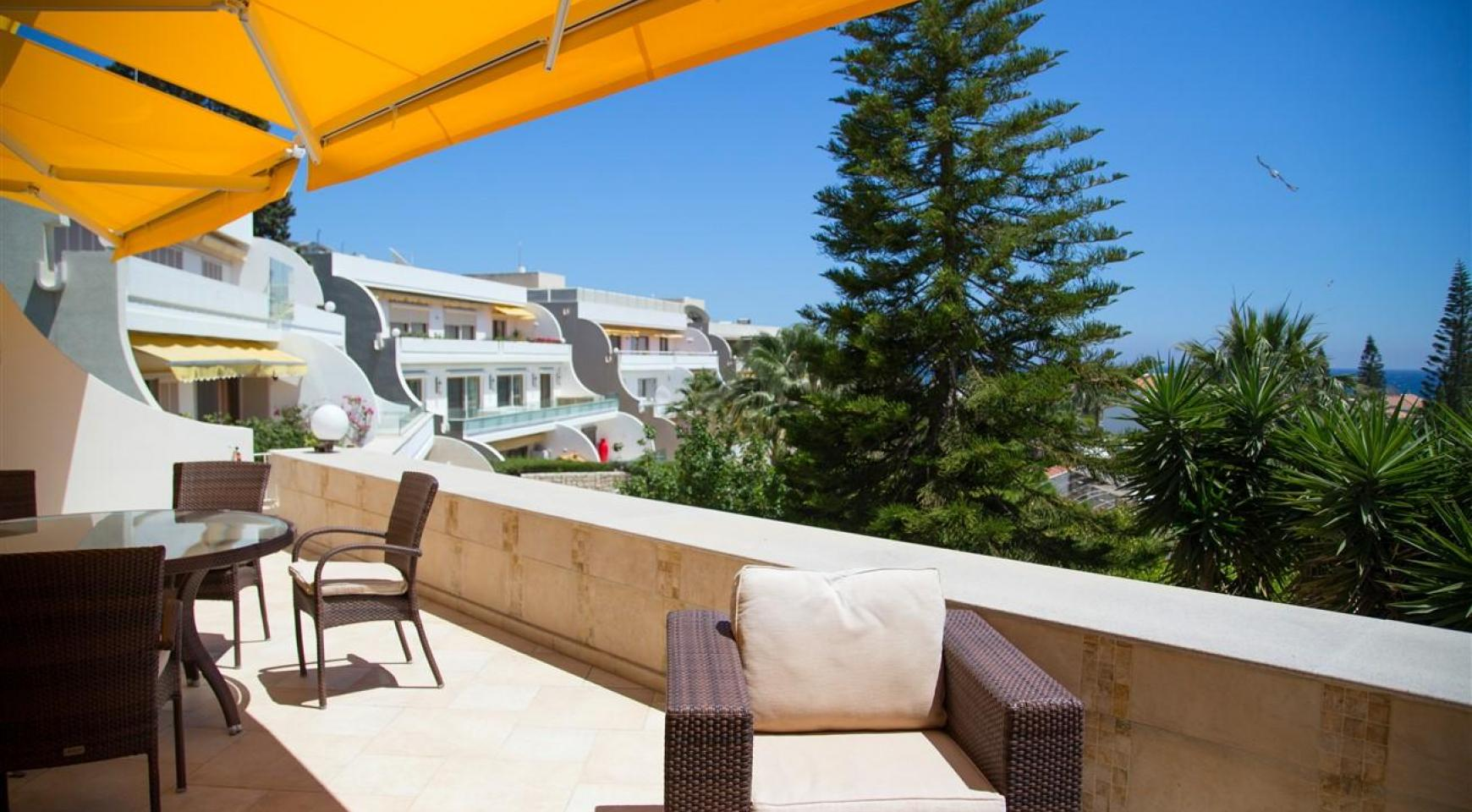 Αντίγραφο Luxury 3 Bedroom Apartment Thera 102 by the Sea - 19