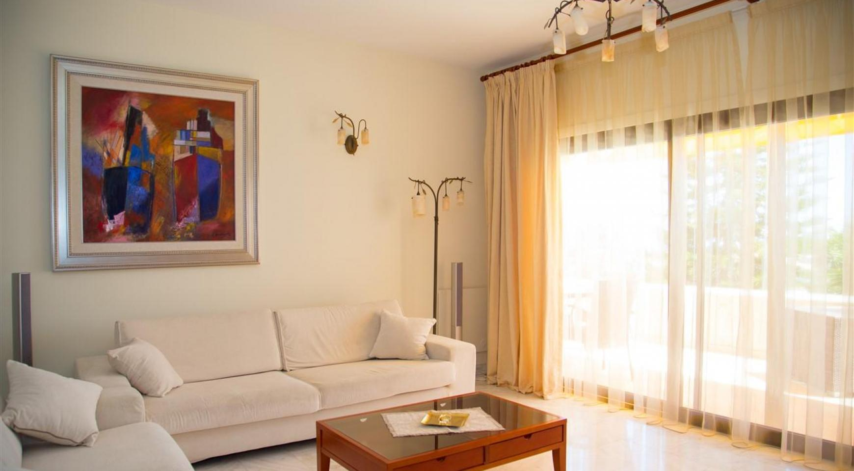 3 Bedroom Apartment in a Gated Complex by the Sea - 23