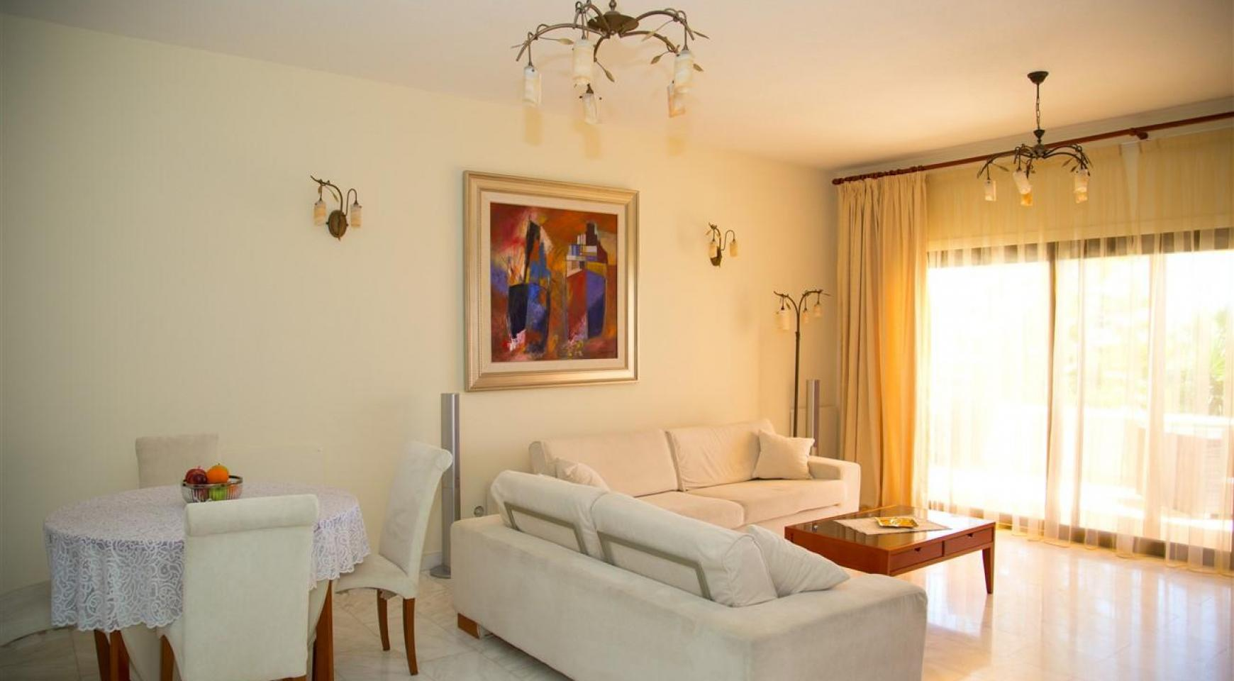 3 Bedroom Apartment in a Gated Complex by the Sea - 22