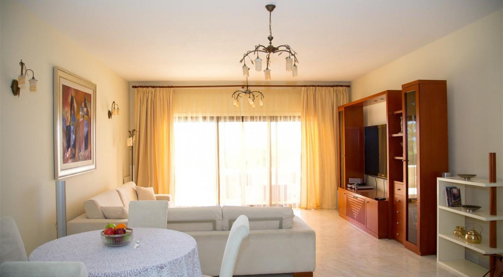 3 Bedroom Apartment in a Gated Complex by the Sea - 27