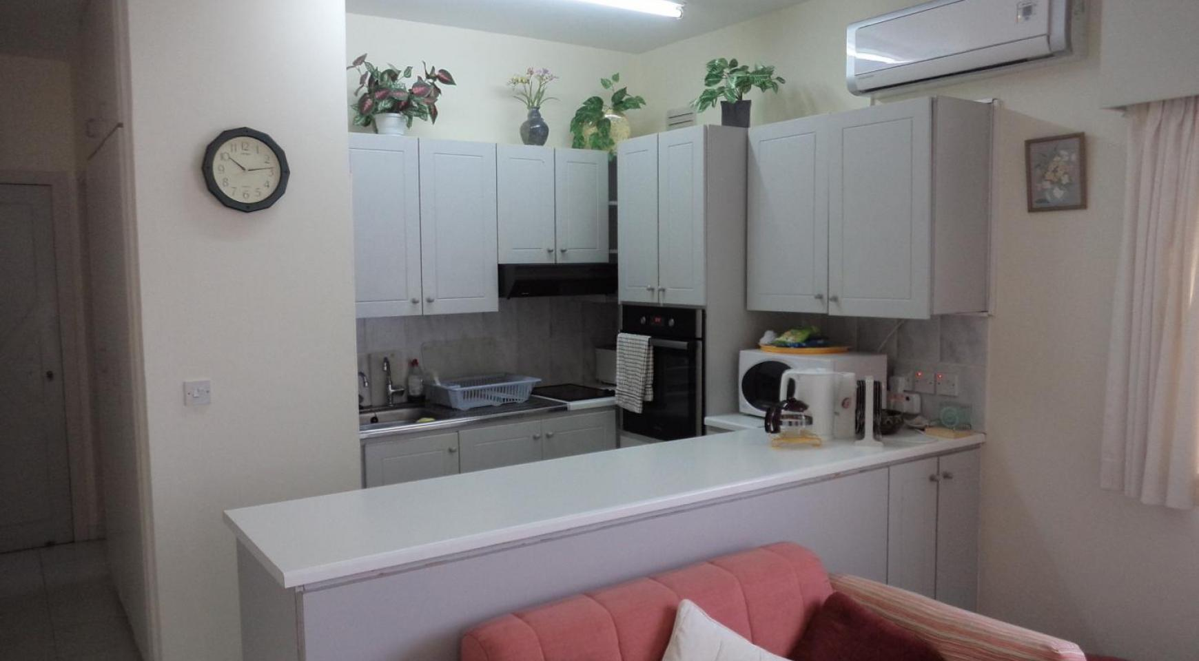 One Bedroom Apartment near the Beach in Agios Tychonas - 2