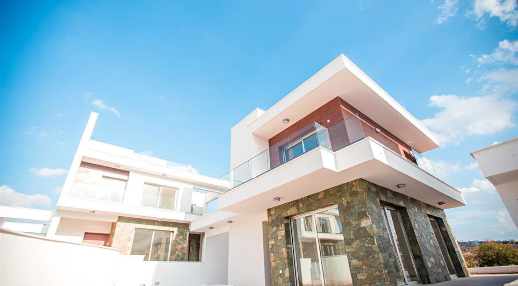 Modern 3 Bedroom Villa in Chloraka - 8