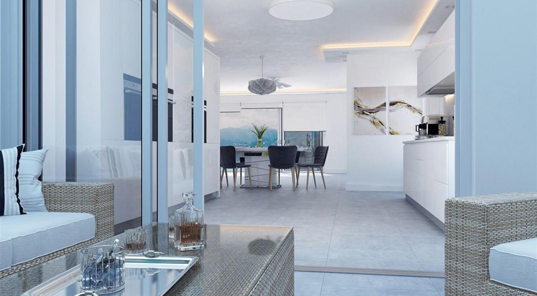 Modern 3 Bedroom Penthouse with Roof Garden in Neapolis Area - 1