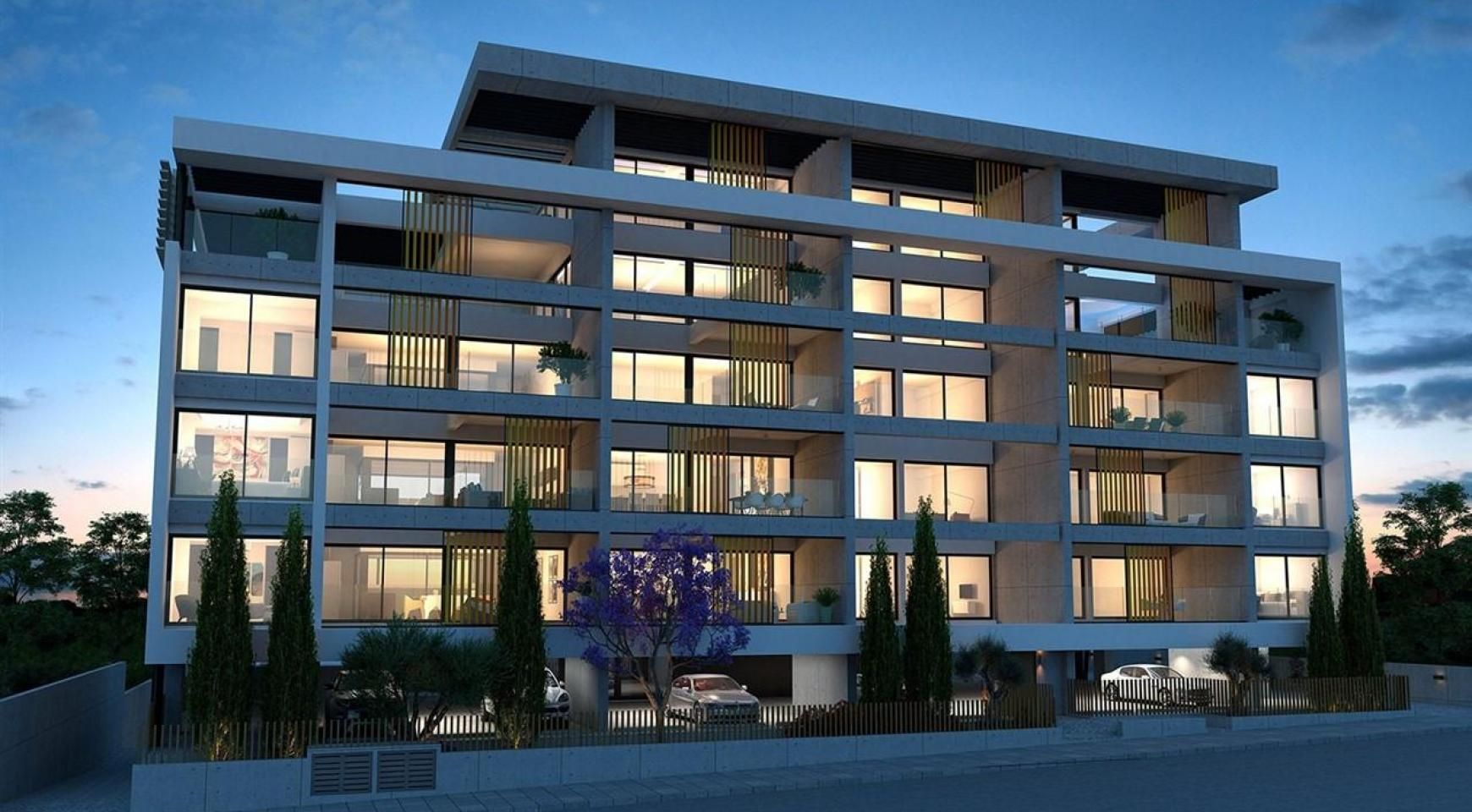 Modern 2 Bedroom Apartment in a New Complex near the Sea - 1