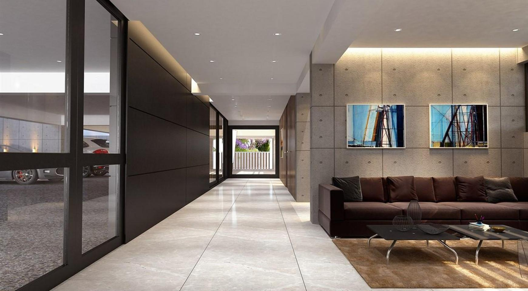 Modern 2 Bedroom Apartment in a New Complex near the Sea - 15