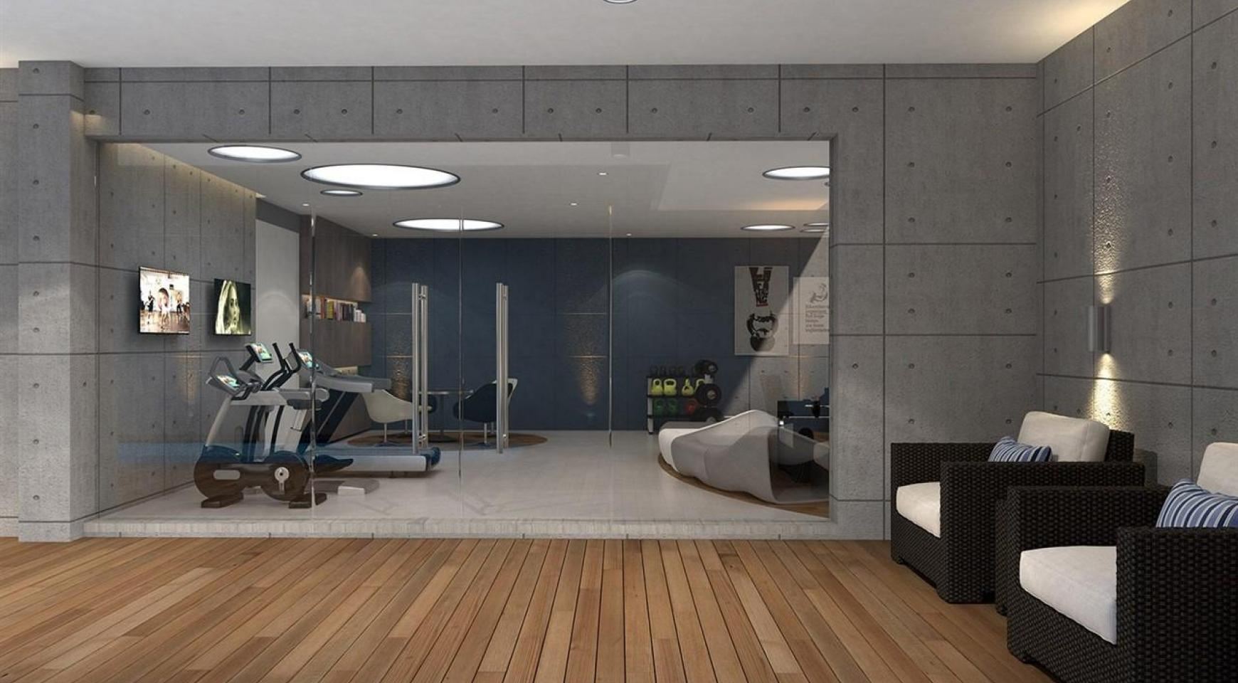 Modern 2 Bedroom Apartment in a New Complex near the Sea - 17