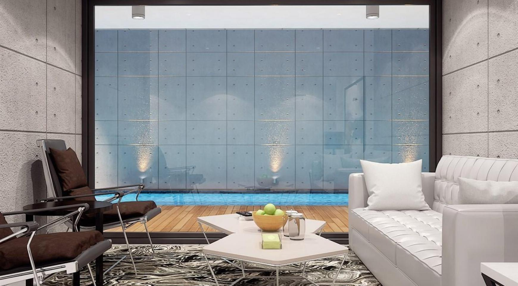 Modern 2 Bedroom Apartment in a New Complex near the Sea - 18
