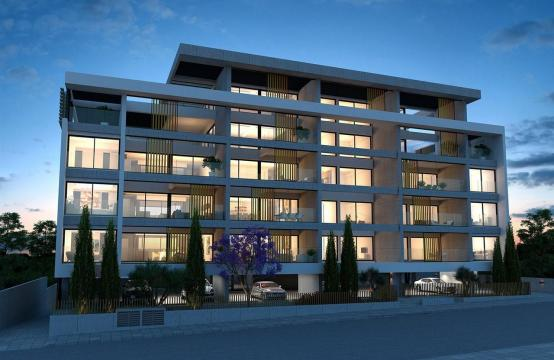Modern 2 Bedroom Apartment in a New Complex near the Sea