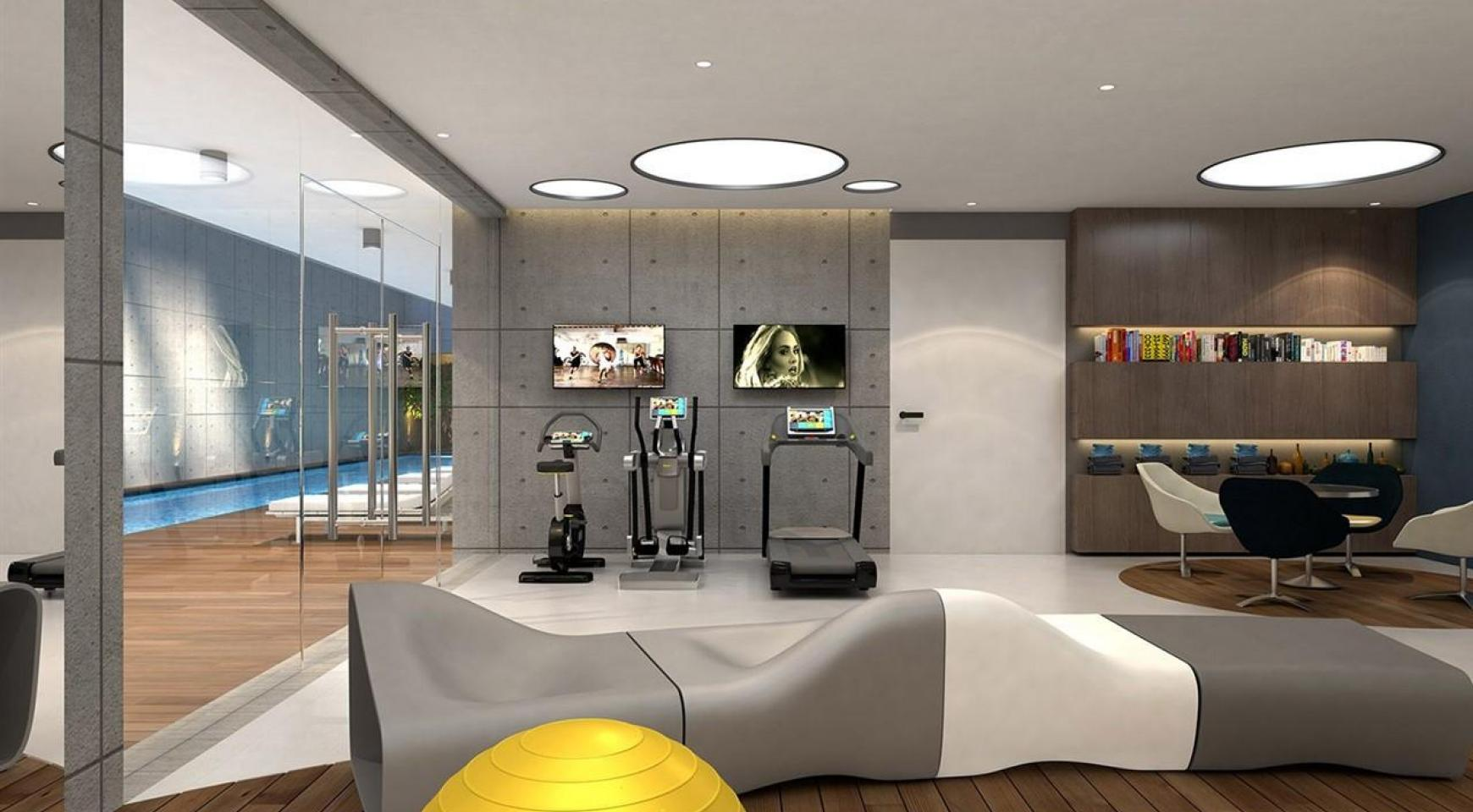 Modern 3 Bedroom Apartment in a New Complex near the Sea - 18