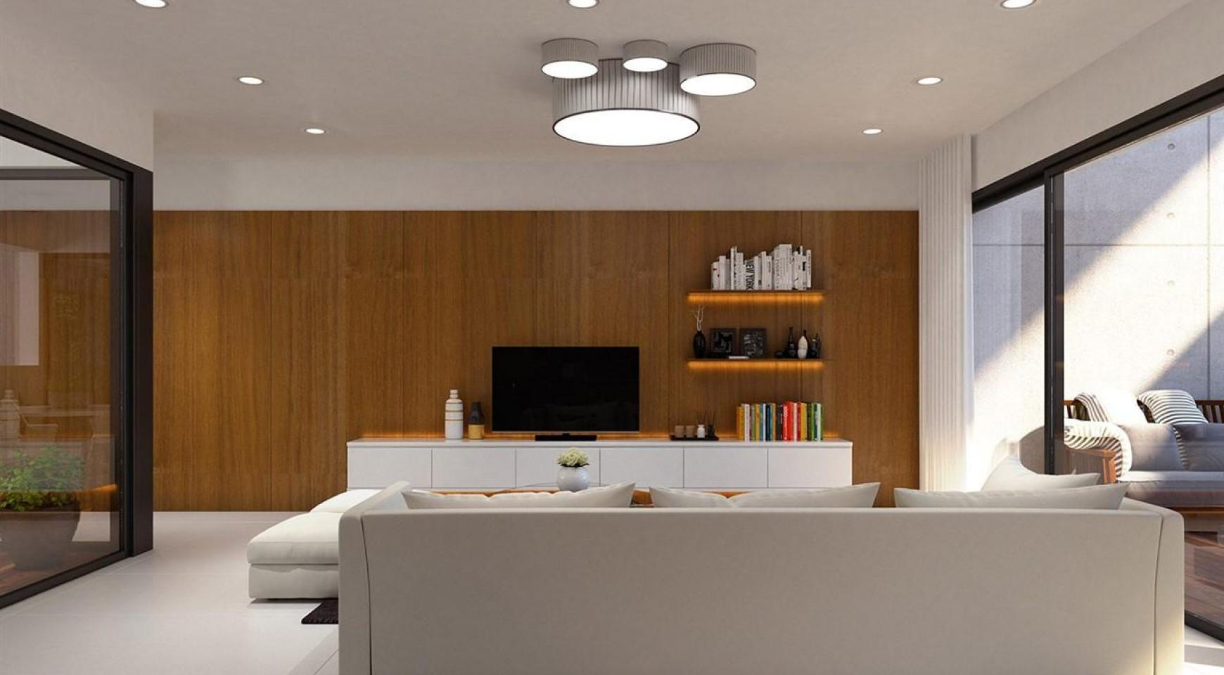 Modern 3 Bedroom Apartment in a New Complex near the Sea - 4