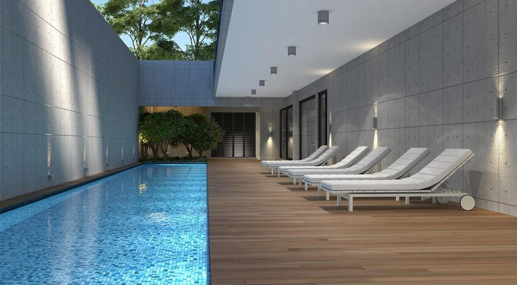 Modern 3 Bedroom Penthouse in a New Complex near the Sea - 5