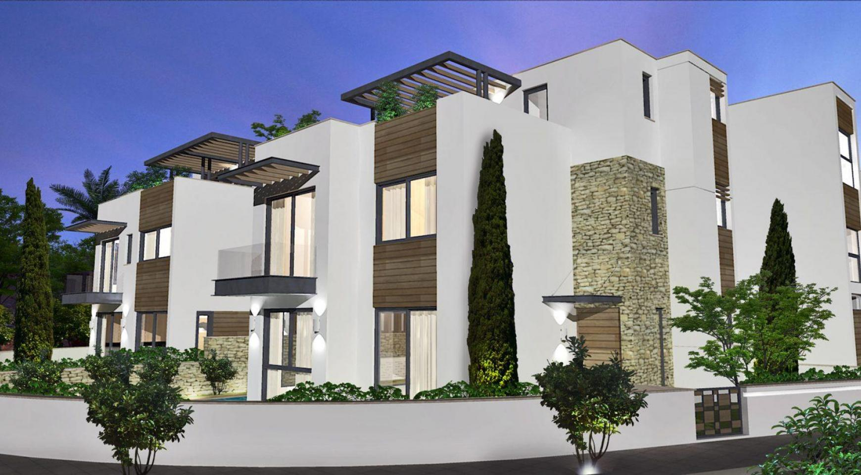 Spacious 4 Bedroom Villa in a New Complex in Agios Athanasios - 7