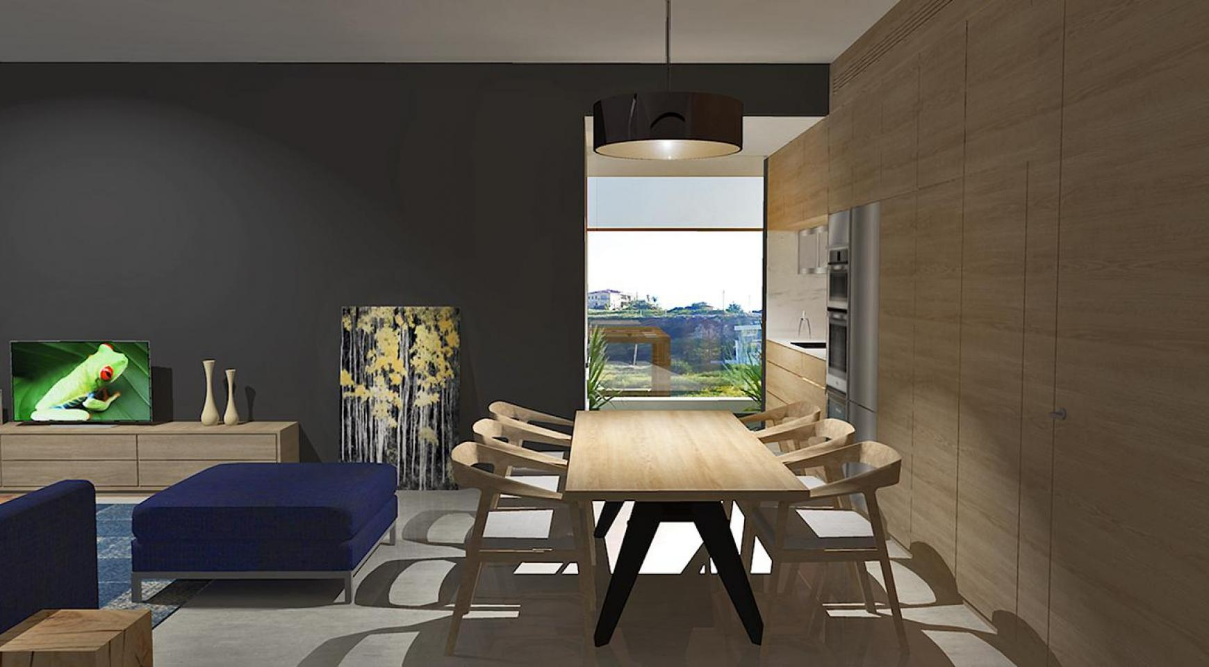 Contemporary 2 Bedroom Apartment in a New Complex in Agios Athanasios  - 6
