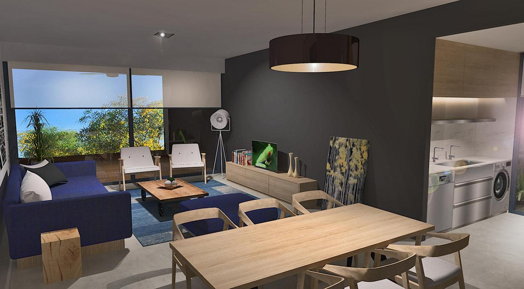 Contemporary 2 Bedroom Apartment in a New Complex in Agios Athanasios  - 4