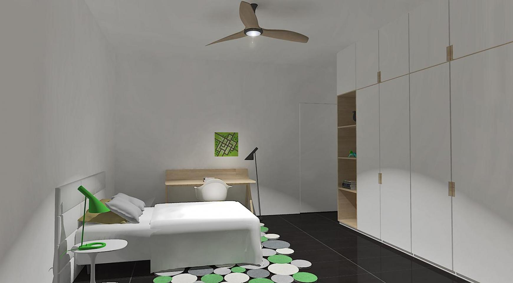Contemporary 2 Bedroom Apartment in a New Complex in Agios Athanasios - 5