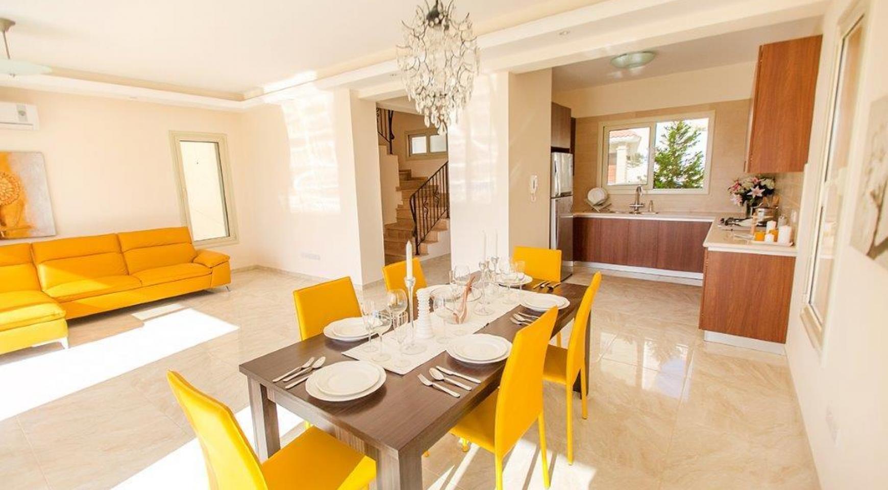 New Modern 3 Bedroom Villa in Mouttagiaka Area - 7