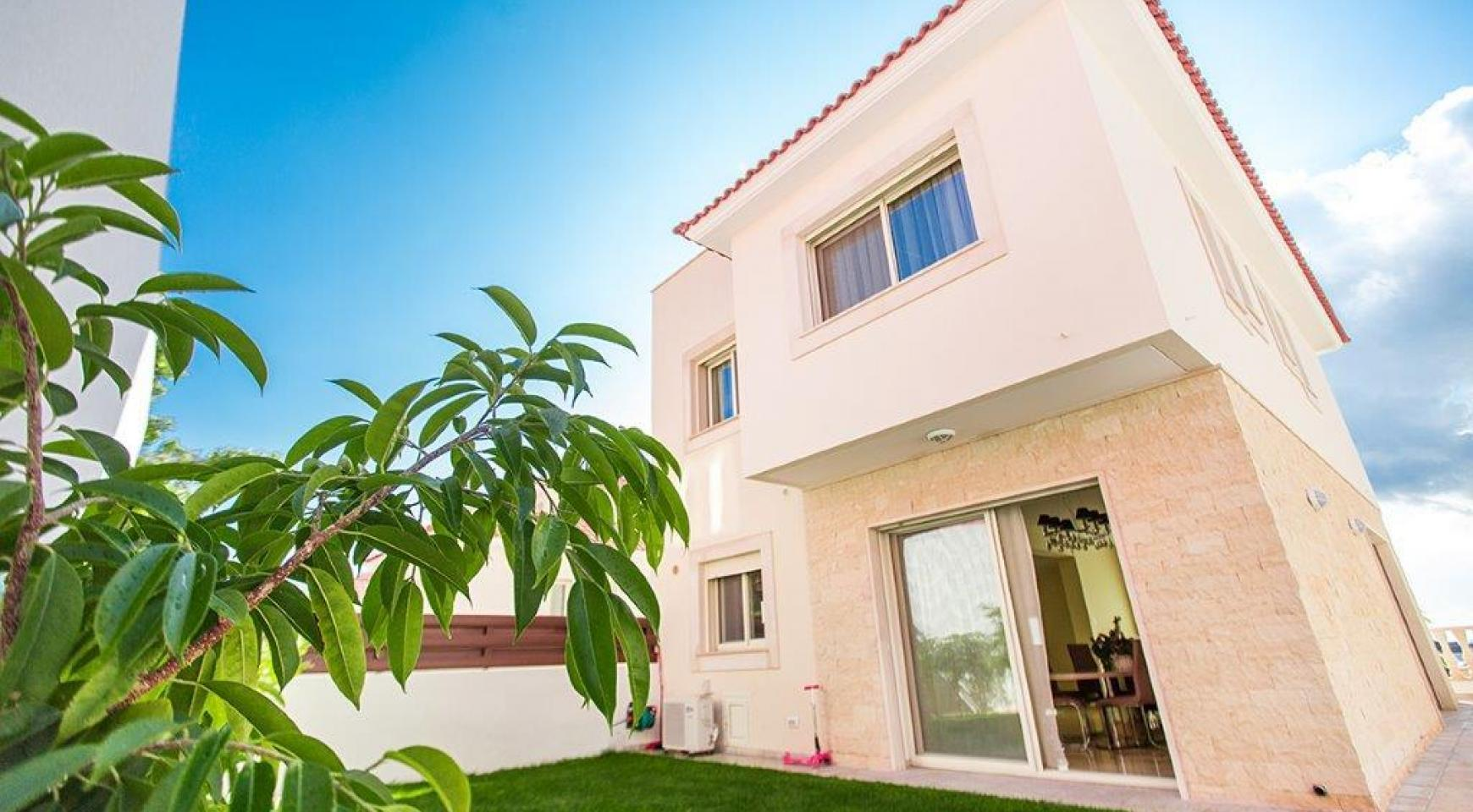 New Modern 3 Bedroom Villa in Mouttagiaka Area - 4