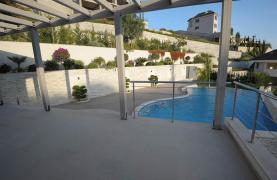 New Luxurious 5 Bedroom Villa with Stunning Views in Agios Tychonas - 22