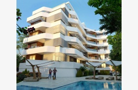 New 2 Bedroom Apartment in a Contemporary Complex near the Sea - 18