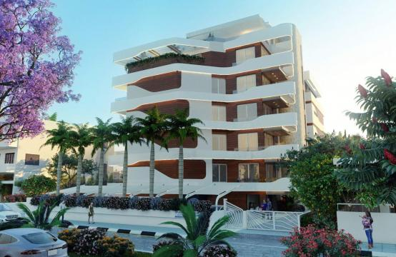 New 3 Bedroom Apartment in a Contemporary Complex near the Sea