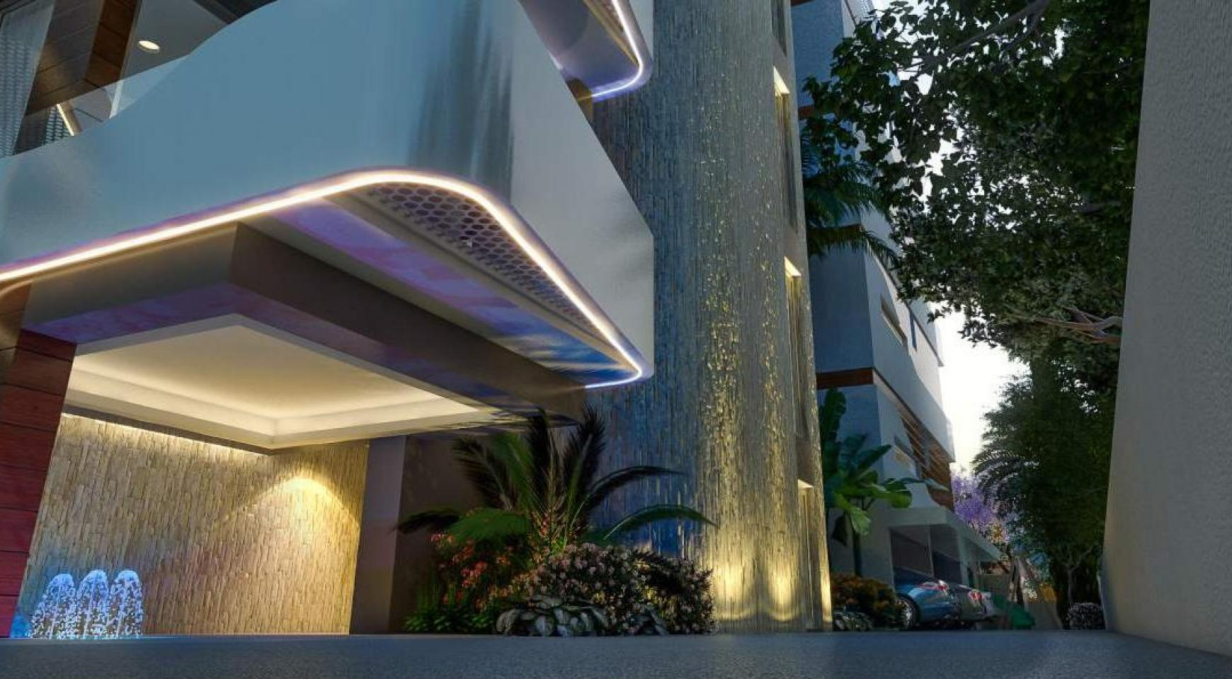 New 2 Bedroom Apartment in a Contemporary Complex near the Sea - 7