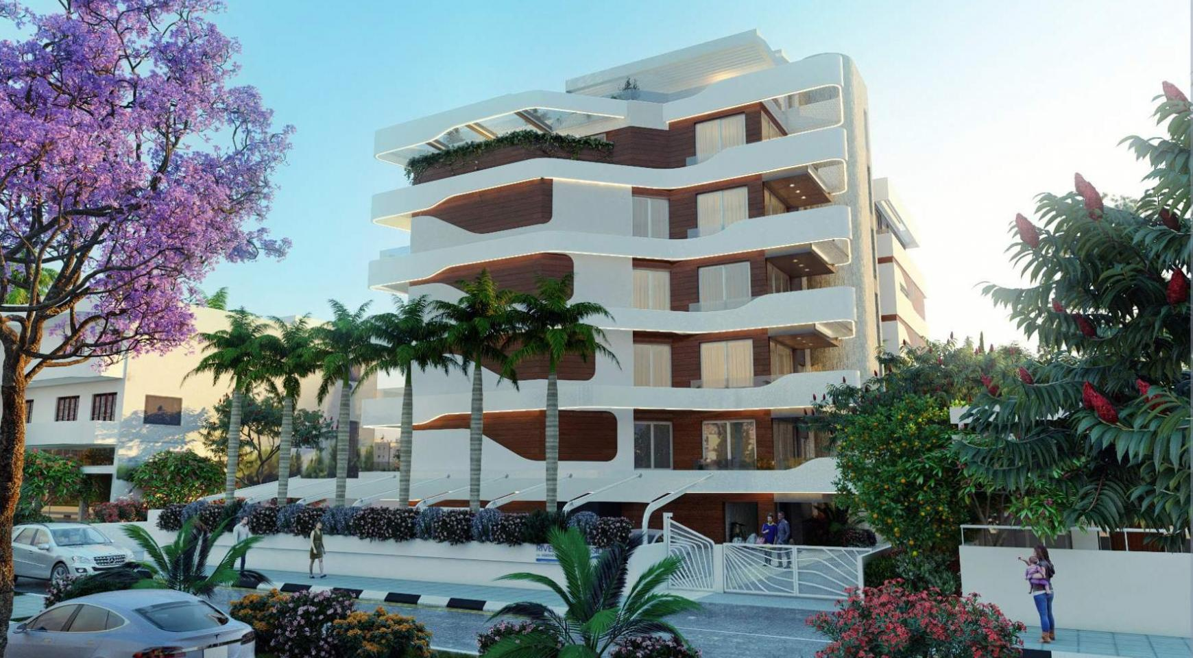 New 3 Bedroom Apartment in a Contemporary Complex near the Sea - 1