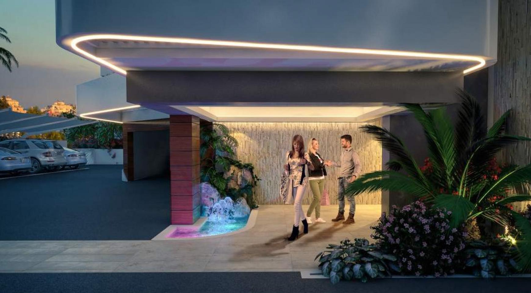 New 3 Bedroom Apartment in a Contemporary Complex near the Sea - 7