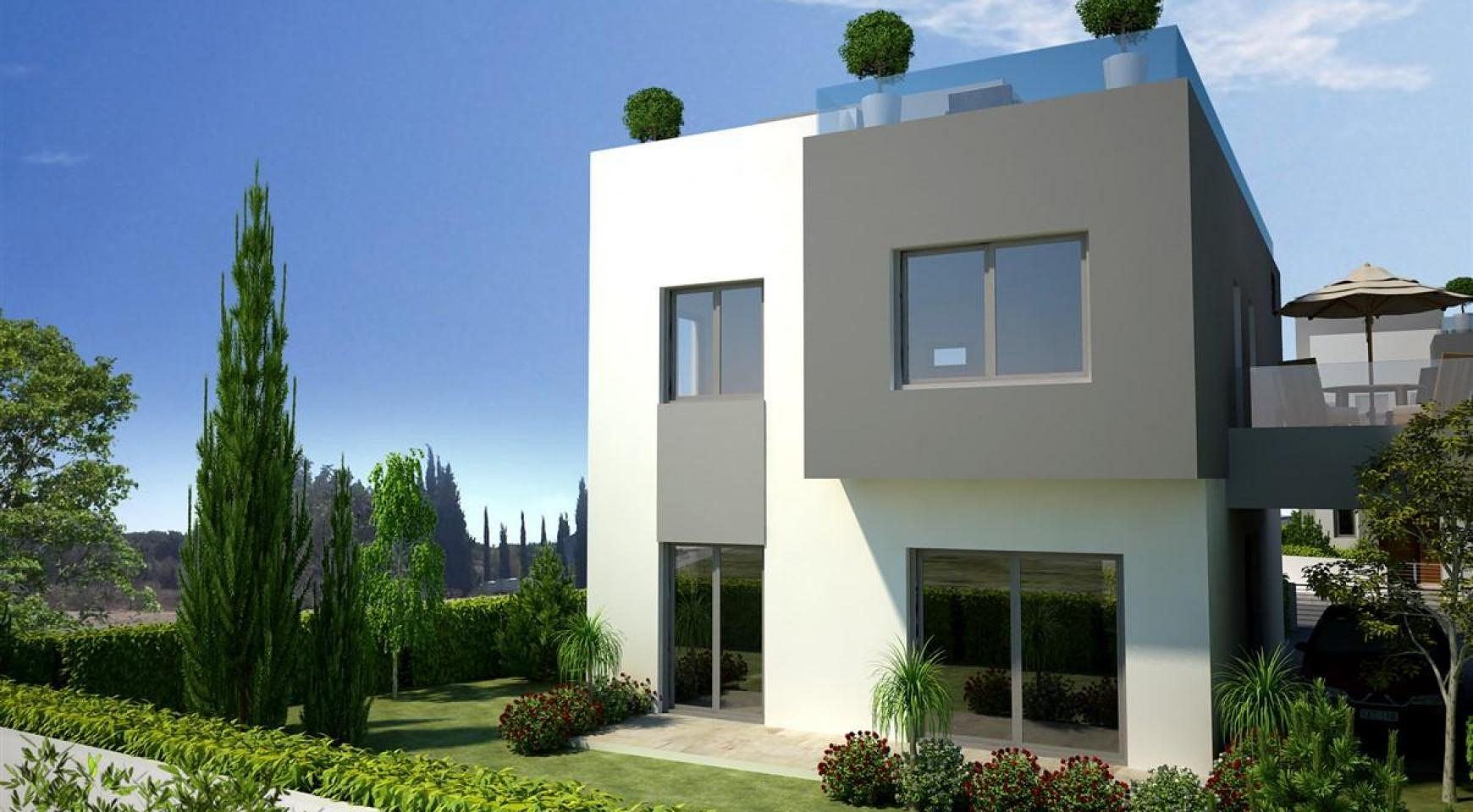 Modern 3 Bedroom Villa in New Project in Paphos - 30