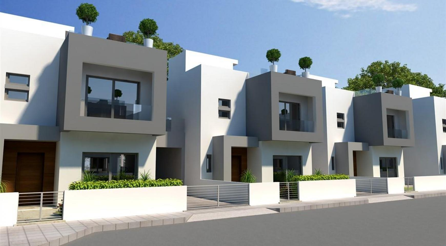 Modern 3 Bedroom Villa in New Project in Paphos - 36